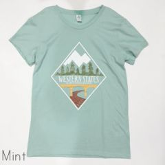 Women's Maggie Tide T-Shirt Mint