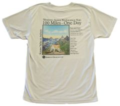 *MEN'S SHORT SLEEVE MOUNTAIN LION-GREY