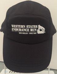 Headsweats Race Hat - Black