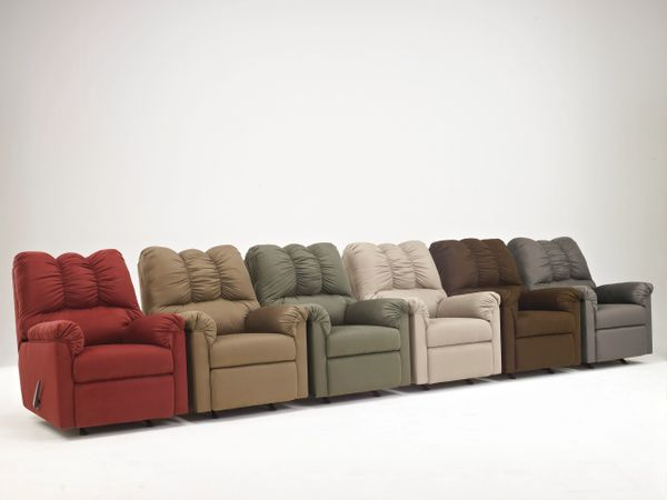 7500 Series Darcy Rocking Recliner 6 Colors To Choose