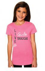 Girl Tough - Girls Tee
