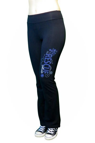 Yoga RescueChic pants - full length