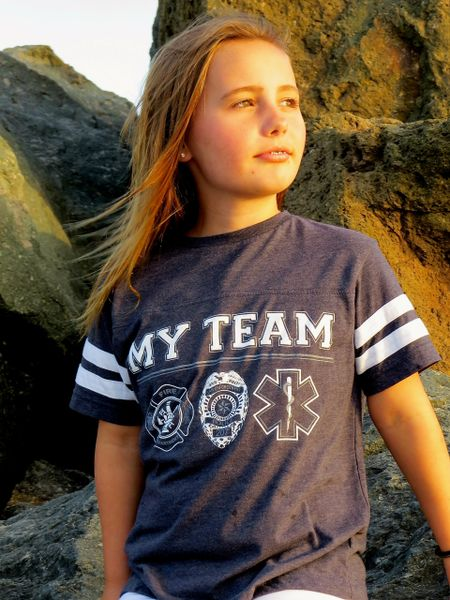 My TEAM - Kids Tee