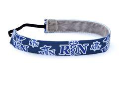 RN Headband - BLUE