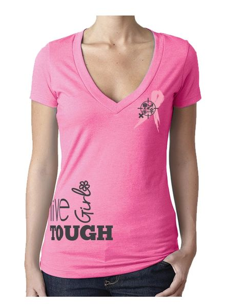 Live Girl Tough Tee