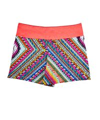 Zig Zag athletic short