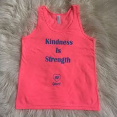 Kindness is Strength Tank
