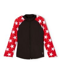 Team USA Red star jacket