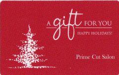 CHRISTMAS GIFT CARD - $100