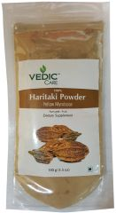 Vedic Care 100% Haritaki Powder (Yellow Myrobalan) 100 Grams