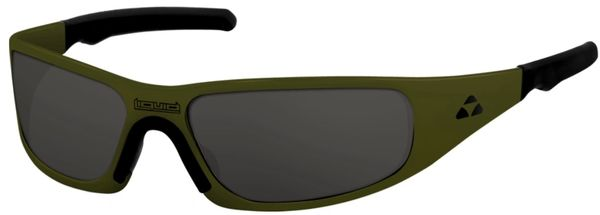b97013db7bb Liquid Eyewear Gasket OLIVE DRAB   HELLFIRE TRANSITION Lens Aluminum  Sunglasses