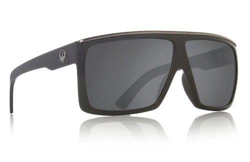 70ad908ae45 Dragon Alliance 720-1496 Fame JET   GREY Lens Sunglasses