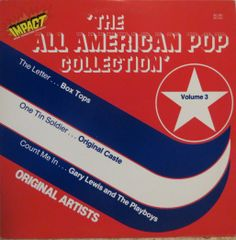 'The All American Pop Collection' (Vol. 3)
