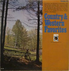 Country & Western Favorites