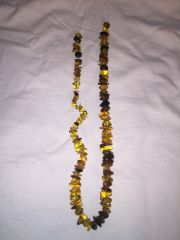 Amber Necklace from Chiapas