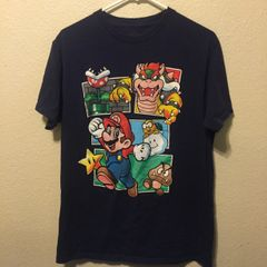 Classic Super Mario Bros T-Shirt