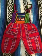 Children's Overalls from Chiapas
