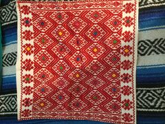 Pillow case from Chiapas