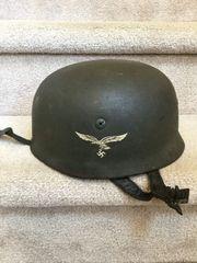 German Paratroop Helmet