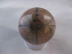 Chiastolite Sphere