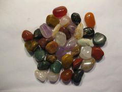 1 lb. Assorted Tumbled Stones