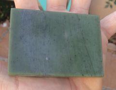 Polished Jade Slab