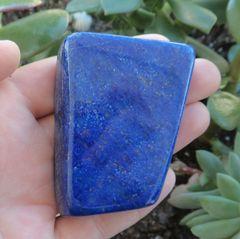 Polished Lapis Lazuli Piece