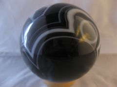 Striped Agate Sphere