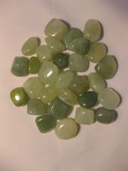 1 lb. Jade Tumbled Stones