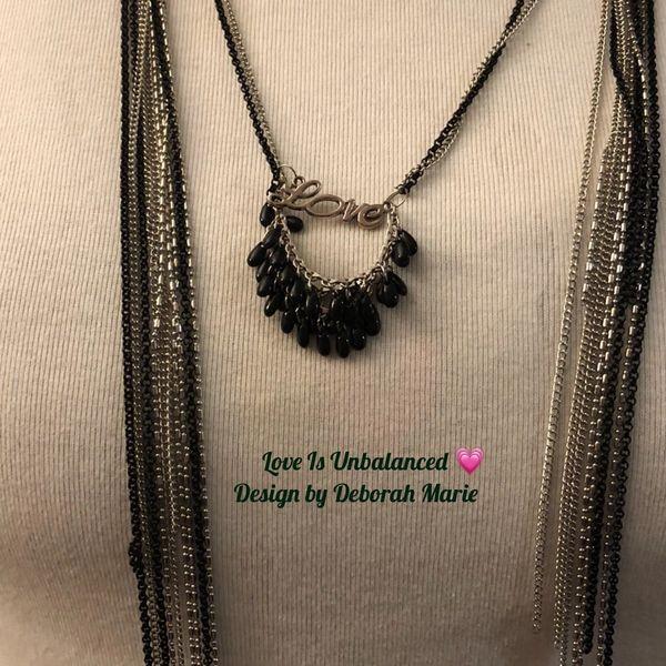 Love Is Unbalanced - - SOLD