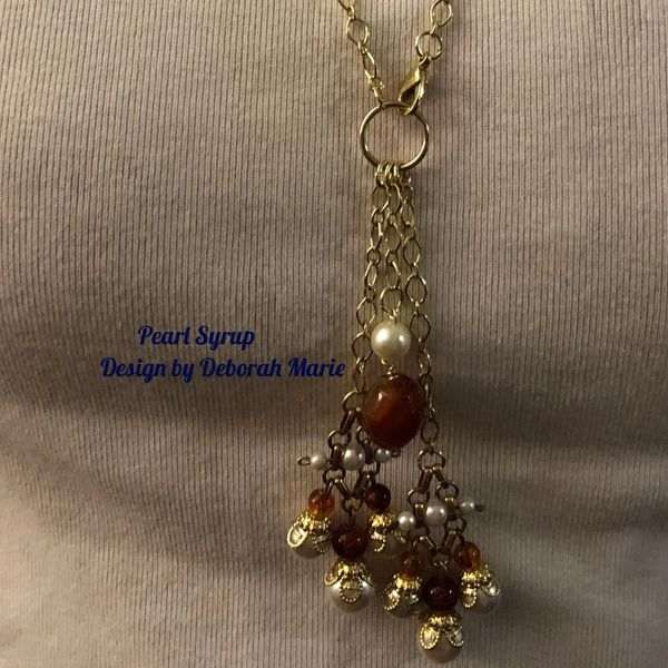 Pearl Syrup - - sold