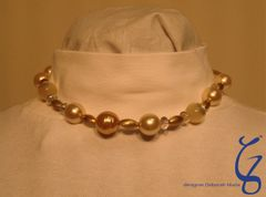 European Pearls and Gold Plated