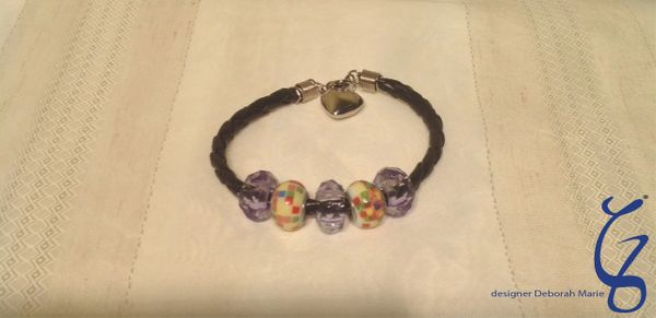 German Soft Leather & Add a Beads II