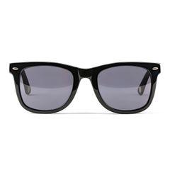 Timeless - Bold Black Sunglass