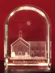 Bethania Moravian Church 1807