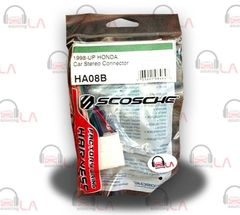 Scosche HA08B Installing Car Audio Harness For Select Vehicles