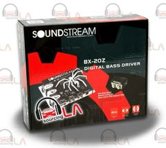 SOUNDSTREAM BX-20Z DIGITAL CAR BASS BOOST RECONSTRUCTION EQ PROCESSOR