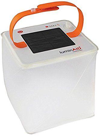 LuminAid Packlite Max 150 Lumin Solar Lantern