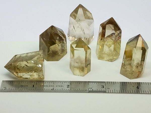 Mini Citrine Points