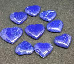 Small Lapis Hearts