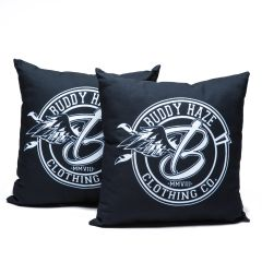 BHC B FLY THROW PILLOW