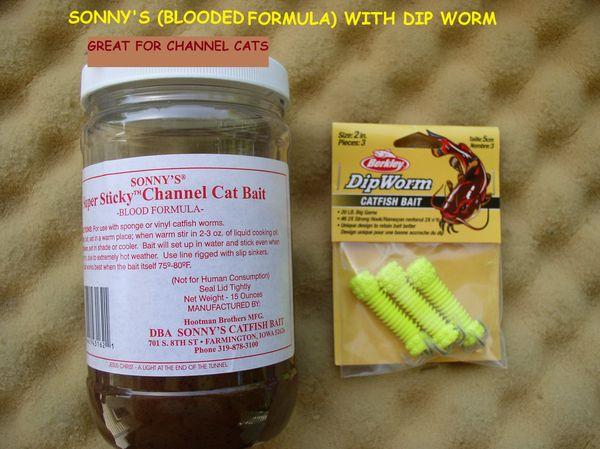 Sonny S Super Sticky Channel Cat Bait