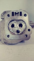 18cc Head #177, Welded chamber