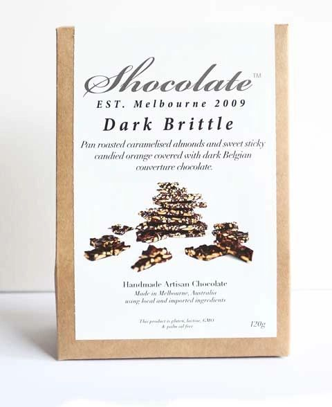 Dark/Milk & White Brittle