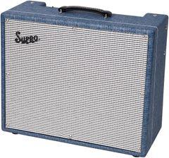"""Supro Coronado 2x10"""" Pre-amp - 1690T"""