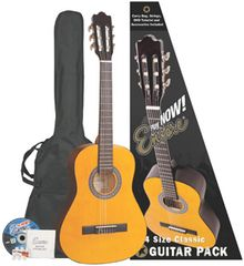 Encore ENC34OFT 3/4 Sized Guitar Kit