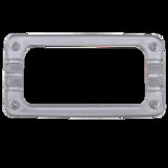 TV Jones Pickup Ring / Bezel - Standard Mount Gretsch-Style - includes fixing screws