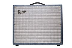 "Supro Retro Series - Rhythm Master 1 x 15"" (1675RT) Amplifier w/Reverb and Tremolo"