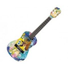 SPONGEBOB SQUAREPANTS 1/2 SIZED ACOUSTIC GUITAR OUTFIT