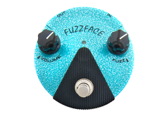 Dunlop Jimi Hendrix Fuzz Face Mini Distortion